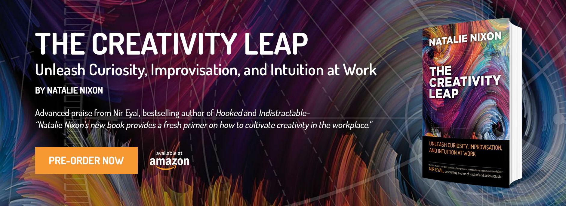 the creativity leap hero